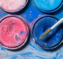 Farby na maľovanie obrazov